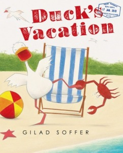 Ducks Vacation by Gilad Soffer