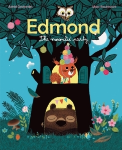 Edmond the Moonlit Party by Astrid Desbordes
