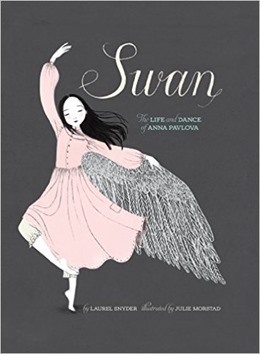 Swan by Laurel Snyder