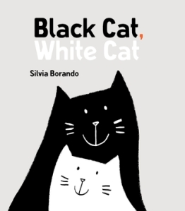 Black Cat White Cat by Silvia Borando
