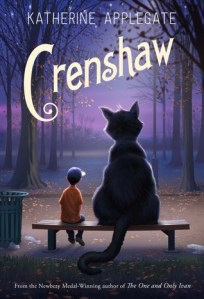 Image result for crenshaw by katherine applegate