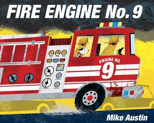 Fire Engine No 9 by Mike Austin