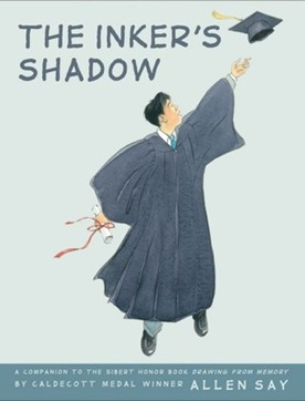 The Inker's Shadow by Allen Say