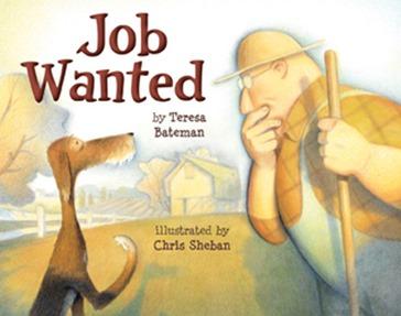 Job Wanted by Teresa Bateman
