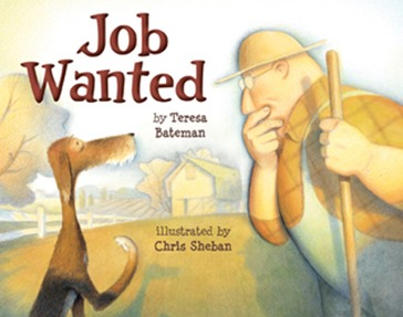 Job Wanted by Teresa Bateman