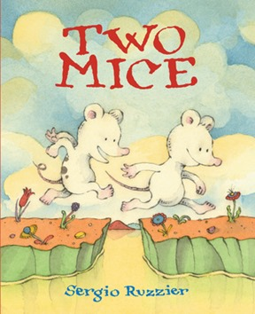 Two Mice by Sergio Ruzzier