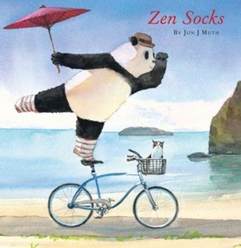 Zen Socks by Jon J Muth
