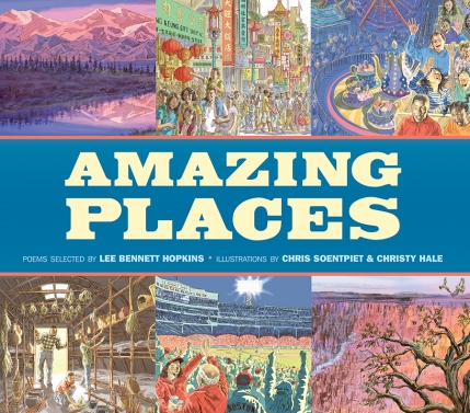 Amazing Places by Lee Bennett Hopkins