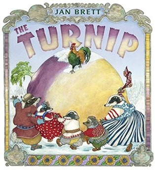 The Turnip by Jan Brett