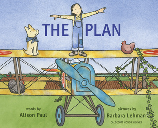 The Plan by Alison Paul