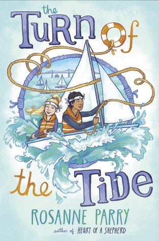 The Turn of the Tide by Rosanne Parry