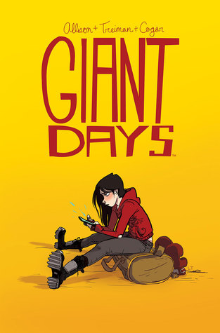 Giant Days by John Allison