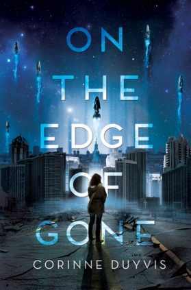 On the Edge of Gone by Corinne Duyvis