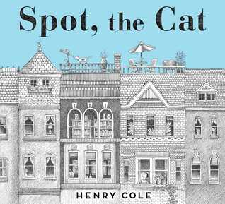 Spot the Cat by Henry Cole