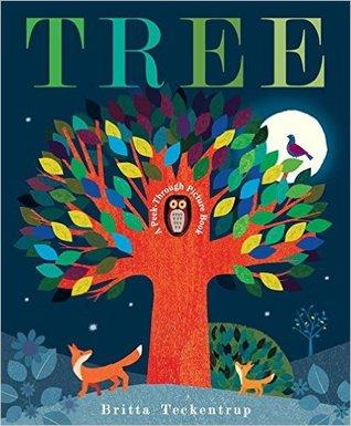 Tree by Britta Teckentrup