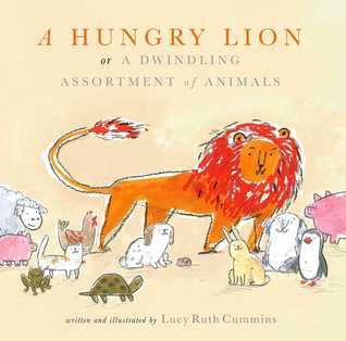 A Hungry Lion by Lucy Ruth Cummins
