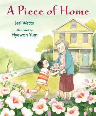A Piece of Home by Jeri Watts