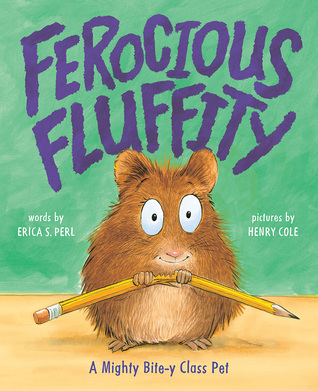 Ferocious Fluffity by Erica S Perl
