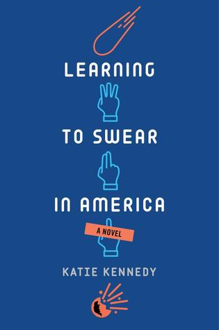 Learning to Swear in America by Katie Kennedy