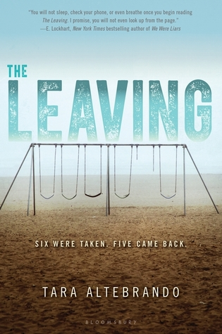 The Leaving by Tara Altebrando