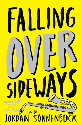 Falling Over Sideways by Jordan Sonnenblick