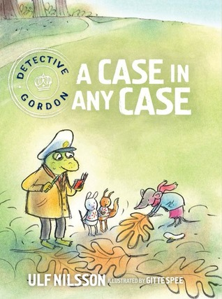 A Case in Any Case by Ulf Nilsson