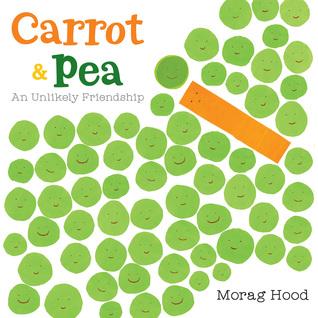 Carrot & Pea by Morag Hood
