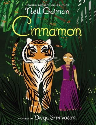 Cinnamon by Neil Gaiman