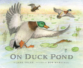 On Duck Pond by Jane Yolen