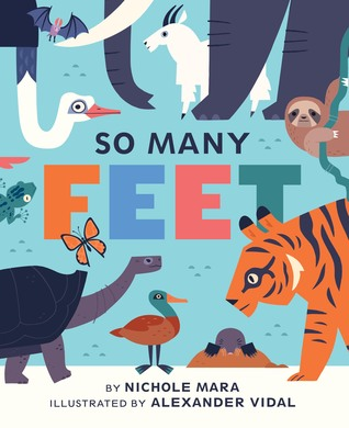So Many Feet by Nichole Mara