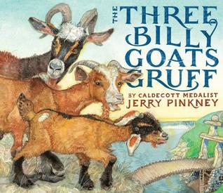 The Three Billy Goats Gruff by Jerry Pinkney