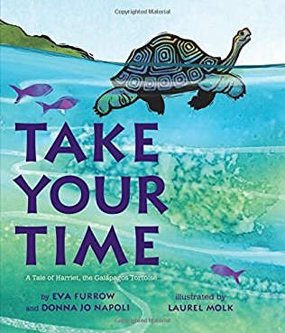 Take Your Time by Eva Furrow