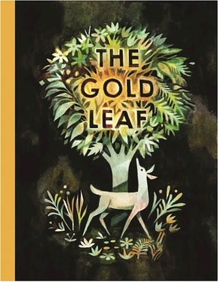 The Gold Leaf by Kirsten Hall