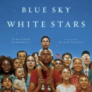 Blue Sky, White Stars by Sarvinder Naberhaus