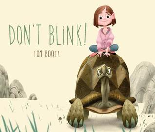Don't Blink by Tom Booth