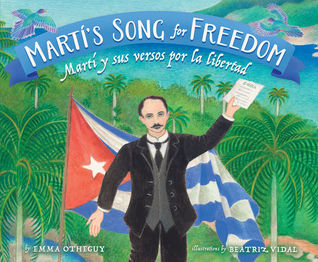 Marti's Song for Freedom by Emma Otheguy