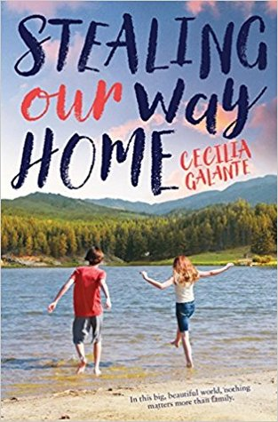 Stealing Our Way Home by Cecilia Galante