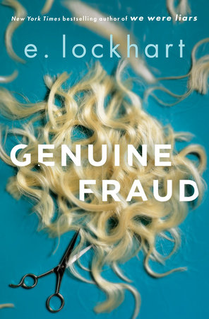 Genuine Fraud by E Lockhart