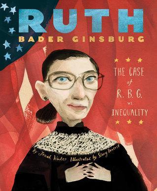 Ruth Bader Ginsburg by Jonah Winter