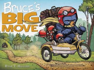 Bruces Big Move by Ryan Higgins