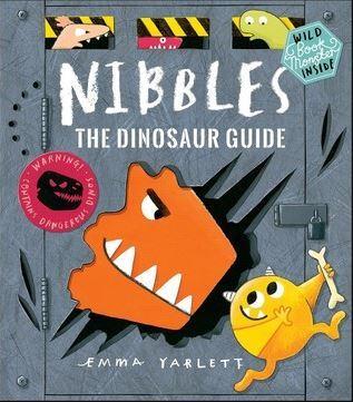 Nibbles The Dinosaur Guide by Emma Yarlett.jpg