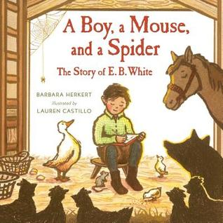 A Boy, A Mouse, and a Spider by Barbara Herkert