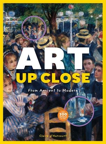 Art Up Close From Ancient to Modern by Claire dHarcourt