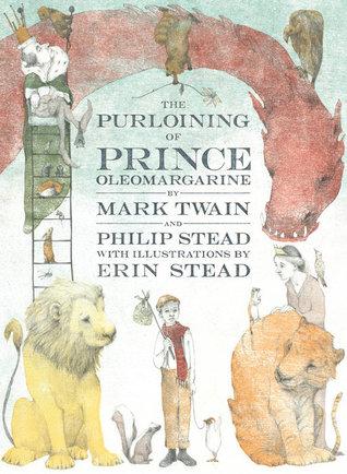 The Purloining of Prince Oleomargarine by Mark Twain
