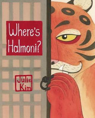 Where_s Halmoni By Julie Kim