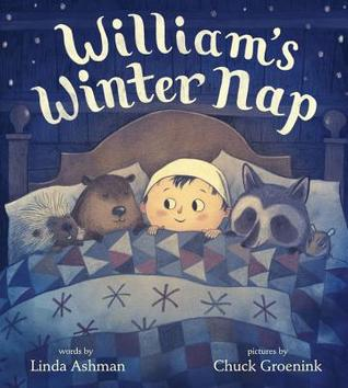 William_s Winter Nap by Linda Ashman