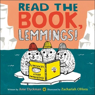 Read the Book Lemmings by Ame Dyckman