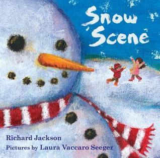 Snow Scene by Richard Jackson