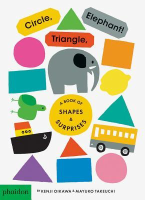 Circle, Triangle, Elephant By Kenji Oikawa