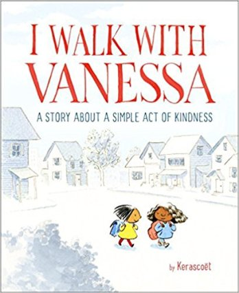 I Walk with Vanessa by Kerascoeet